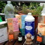Produits de ménage naturels